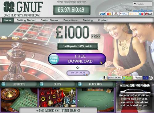 Gnuf Casino