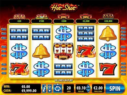 Hot Shot Slot Review